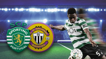 Sporting Lissabon - CD Nacional Funchal (Highlights)