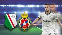 Legia Warschau - Wisla Krakau (Highlights)