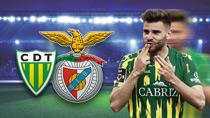 CD Tondela - Benfica Lissabon (Highlights)