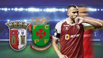 Sporting Braga - Pacos de Ferreira