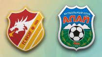 FC Nasaf (UZB) - FC Alay (KGZ)