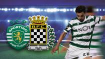 Sporting Lissabon - Boavista Porto FC (Highlights)