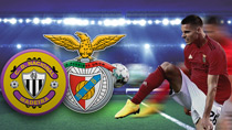 CD Nacional Funchal - Benfica Lissabon (Highlights)