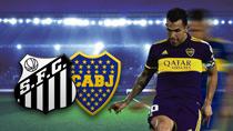 FC Santos (BRA) - Boca Juniors (ARG)