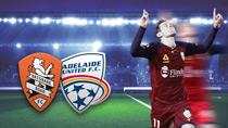 Brisbane Roar - Adelaide United