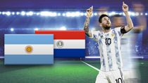 Argentinien - Paraguay (Highlights)