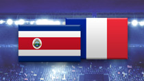 Costa Rica - Guadeloupe (Highlights)