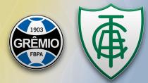 Gremio Porto Alegre - America Mineiro