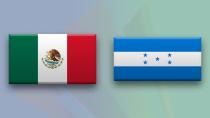 Mexiko - Honduras