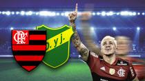 Flamengo (BRA) - Defensa y Justicia (ARG)
