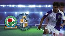 Blackburn Rovers - Luton Town (Highlights)