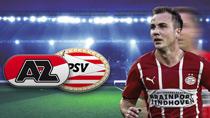 AZ Alkmaar - PSV Eindhoven (Highlights)
