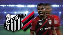 Santos FC - Athletico Paranaense