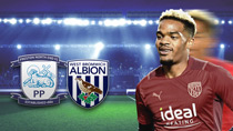 Preston North End - West Bromwich Albion (Highlights)