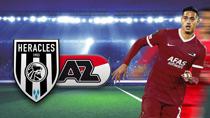 Heracles Almelo - AZ Alkmaar (Highlights)