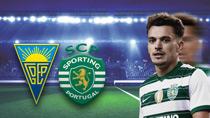 GD Estoril - Sporting Lissabon