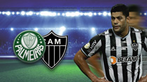 Palmeiras (BRA) - Atletico Mineiro (BRA) (Highlights)